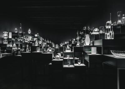 InVisible. Glass Design  - Museo Franz Mayer