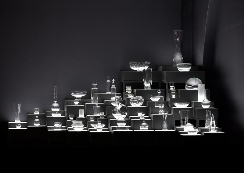 InVisible. Glass Design  - Museo Franz Mayer